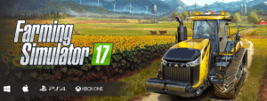 VR 農業 Farming Simulator