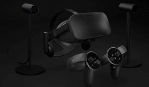 VR 6DoF Oculus Rift