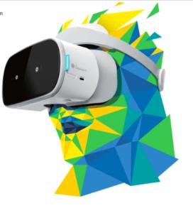 VR 6DoF Mirage Solo