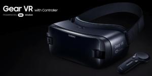 VR 6DoF Gear VR