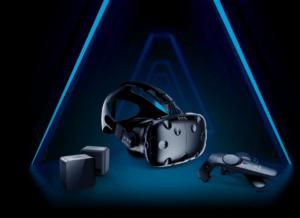 VR 6DoF Vive
