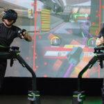 VR空間内を駆け回ろう!ルームランナー型のVRデバイスを紹介!