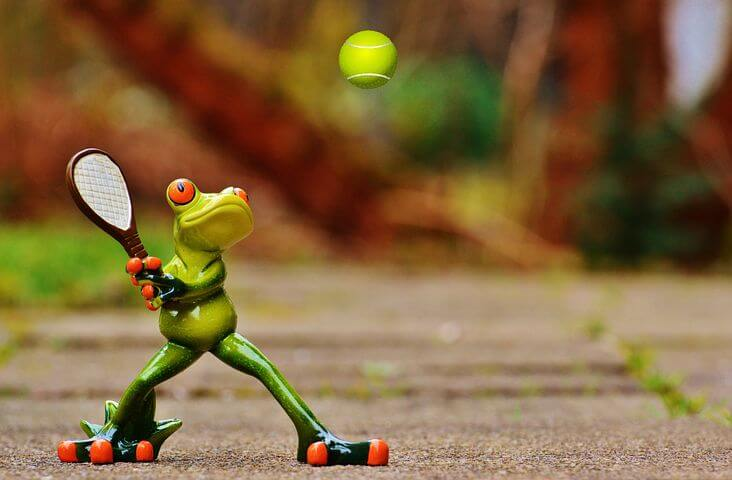【VRゲーム】自宅でテニスが楽しめる!VRテニスを紹介!