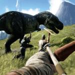 VRで恐竜時代にさかのぼろう!アプリ、動画、PS4ソフト、施設一覧!