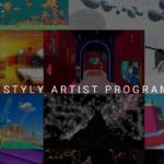 VR/MRアーティストの活動を支援する「STYLY ARTIST PROGRAM」始動