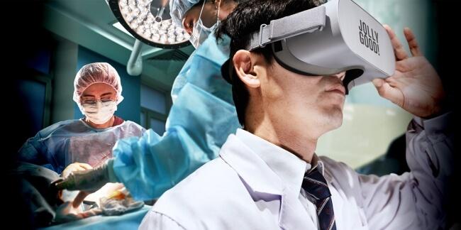 手術室のVRライブ配信とデータ蓄積を同時実現「オペクラウドVR」開発!日本医科大学付属病院と共同検証を開始