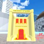 VR専用RPG「ナイトオブクイーン」のブースが世界最大級のバーチャルイベント「バーチャルマーケット4」に出展!