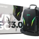 ZOTAC、最新のVR体験に向けてアップグレードされたバックパック型PC「VR GO 3.0」を発売