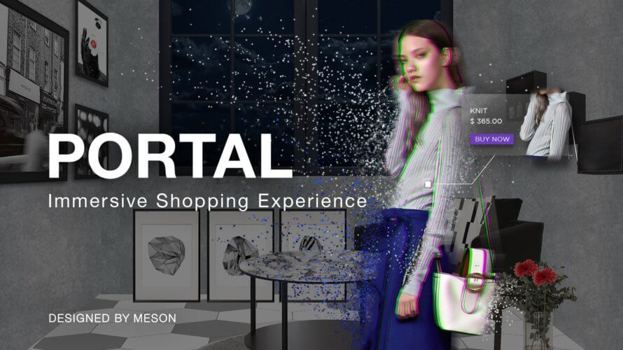 世界最大のAR/VRアワードAuggie AwardをMESONのARショッピング体験『PORTAL with Nreal』が受賞!ソフトウェアでの受賞は日本企業初