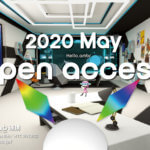 "VR SNS""仮想世界ambr""、2020年5月25日(月)にオープンアクセス(β)を開始"