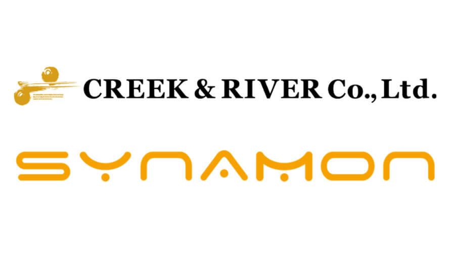 Synamonとクリーク・アンド・リバー社が業務連携