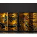 大阪城天守閣と凸版印刷、「大坂冬の陣図屛風」デジタル想定復元を関西初公開