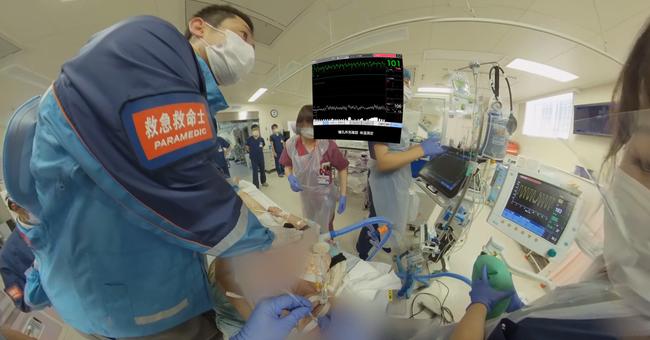 文科省事業に救急救命士教育VRが採択!全国救急救命士教育施設協議会と共同、全国23の学校でVR臨床の実証へ