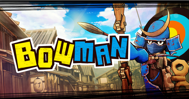 DMM VR labが「BOW MAN」のOculus Quest版をリリース!