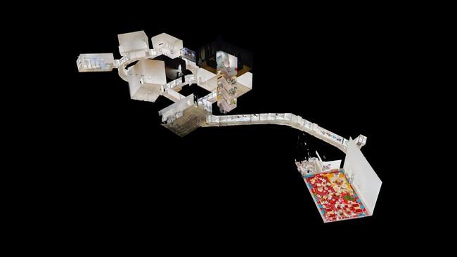 国内外に向けた、オンライン3DVR美術鑑賞の新たなプラットフォーム「ARTLOGUE VR」をリリース。公開に先立ち、十和田市現代美術館 鷲田館長と記者説明会を実施。文化庁「文化芸術収益力強化事業」