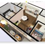 【新サービス】3Dインテリア シミュレーション サービス