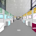 最新VR技術を使用したオンラインEXPOプラットフォーム「エアメッセ(Airmesse)」を活用し、大規模展示会イベント開催