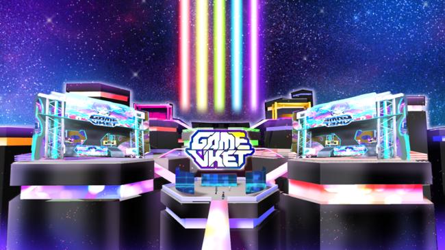 ゲームに特化したバーチャルマーケット「GameVketZero」一般・法人出展受付を開始!世界中から無料で参加可能