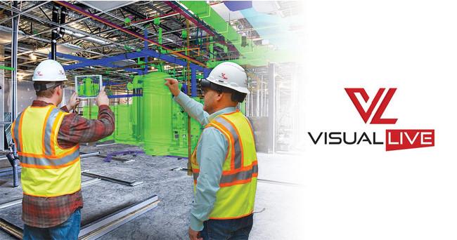 米国VisualLive社製のVR/ARツール「VisualLive」の取り扱いを開始