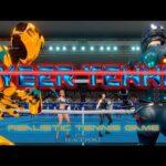 Oculus Quest向けVRテニスゲーム『CYBER TENNIS』リリースのお知らせ