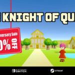 【リリース1周年記念】VR RPG「ナイトオブクイーン」が特別セールを実施。