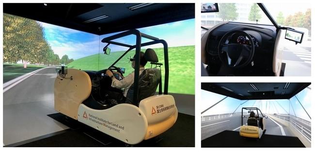 フォーラムエイト、「大型4KVR立体視ドライブシミュレータ」と「VR国総研」を国土技術政策総合研究所へ納入。インフラDX推進のプラットフォームとして活用