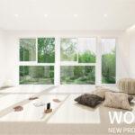 ジブンハウス、堀田カーペットとのコラボ住宅商品「WOOL」を発売。