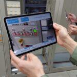 プレミアムアーツ、PTC が、変電所の保守の一部 に AR を活用する検証を実施
