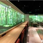 コロナ禍でも東京で北海道の大自然に癒される。東京都内初となるデジタル森林浴空間「uralaa park haneda」を6/10提供開始