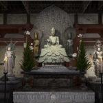 東京国立博物館と凸版印刷、法隆寺の国宝「金堂」内部を高精細VR化