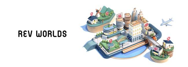 24時間営業の仮想伊勢丹新宿店を貸切!? 三越伊勢丹が提供するVRを活用したスマートフォン向けアプリ「REV WORLDS (レヴ ワールズ)」7月21日(水)よりコンテンツと機能を一部拡充