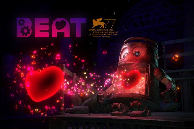VRアニメーション『Beat』がバンクーバー国際映画祭「VIFF Immersed 2021」部⾨のアニメーションカテゴリーで受賞