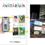 自分のアバターがかんたんに作れる「AVATARIUM」と「バーチャル渋谷 au 5G ハロウィーンフェス 2021」がコラボレーション。リアルな自分のアバターでダイブ!